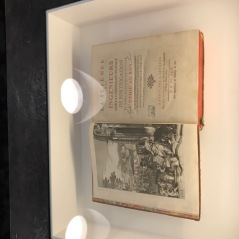 Early book on engineering in the library